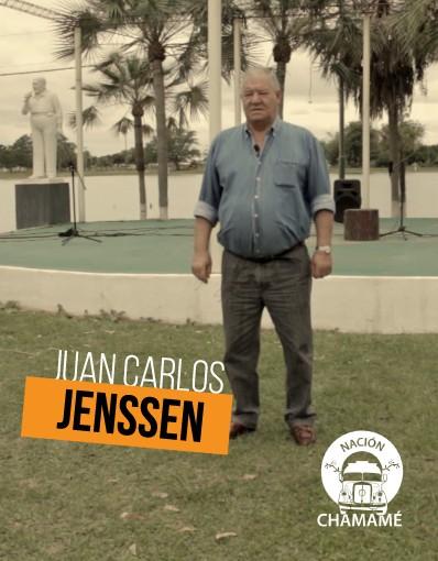 Nación Chamamé - Capítulo 12: Juan Carlos Jensen
