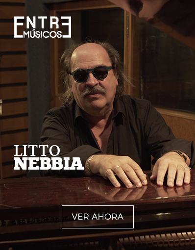 Entre Músicos - Litto Nebbia