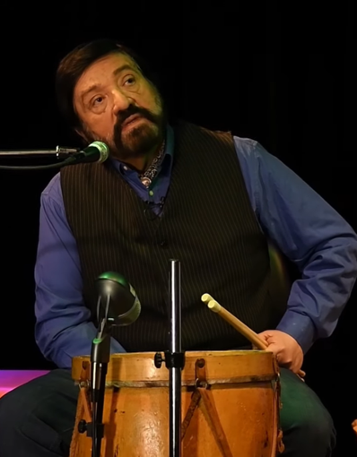 A tu Estilo - Cap. 2 - Percusión folklórica por Rubén Lobo