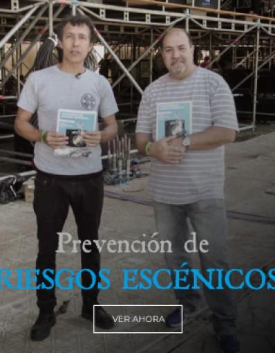 Prevención de Riesgos Escénicos