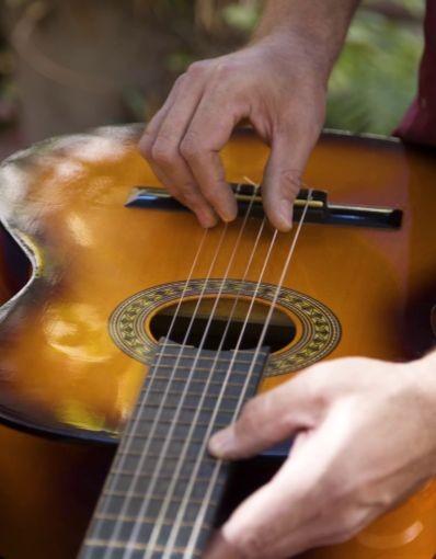 Luthiers - Cuerdas Pulsadas