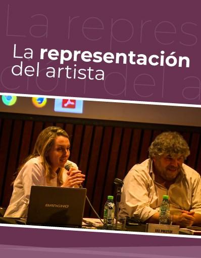 Taller Internacional - Tema 4: La representación del artista