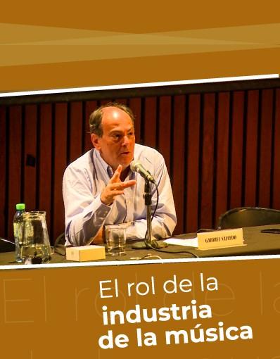 Taller Internacional - Tema 2: El rol de la industria de la música en Argentina
