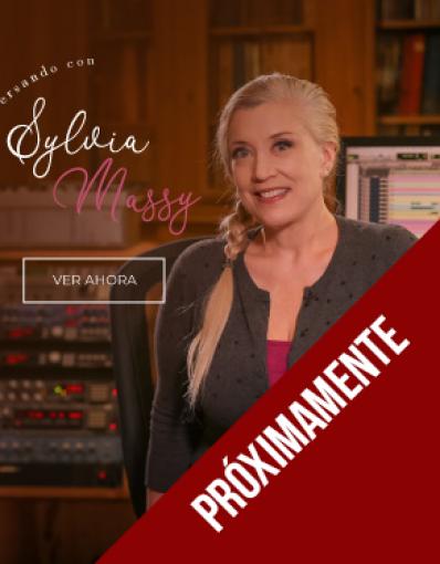 PRÓXIMAMENTE: Conversando Con Sylvia Massy