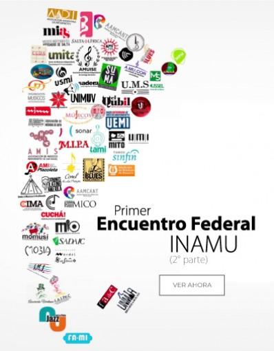 Primer Encuentro Federal INAMU (2° parte)