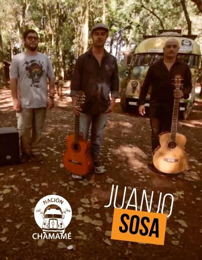 Nación Chamamé - Capítulo 06: Juanjo Sosa