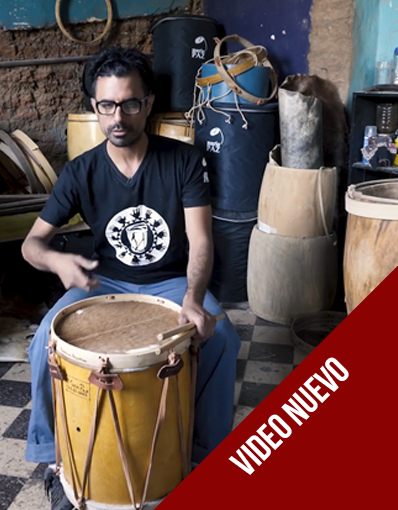 Luthiers - Bombo Legüero