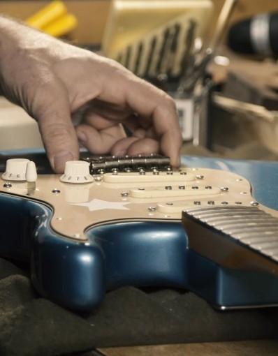 Luthiers - Guitarra eléctrica