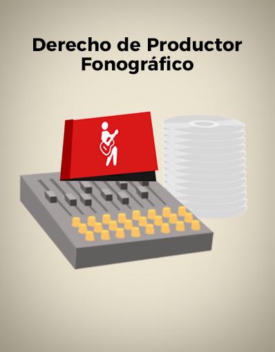 Tutorial - Derecho de Productor Fonográfico